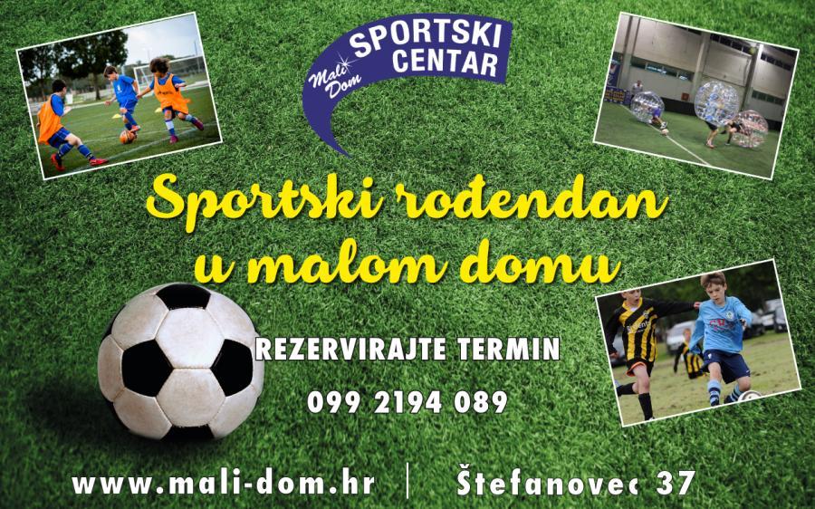 sportski rođendan Djecji rodendani   Mali dom Sportski centar sportski rođendan